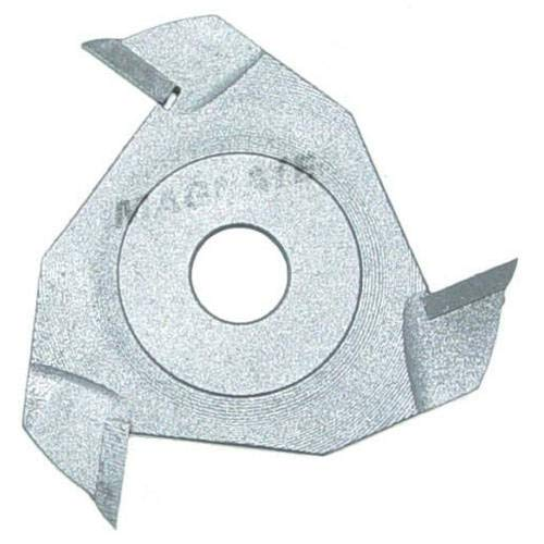 """Magnate 4108 Slotting Cutter Router Bits """" 5/16 Bore """" 7/32 Kerf; Three Wing; 5/ ()"""