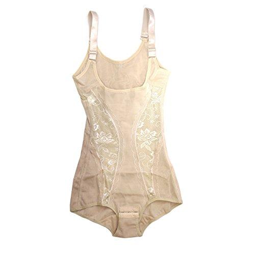 Trifolium - Body - para mujer Beige