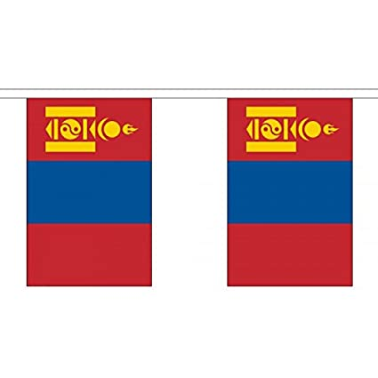 Spain Bunting 100/% Polyester Fabric 9 Metres Long New