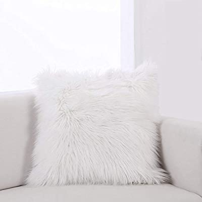 Yeti Throw Pillow Is So Soft and Cute