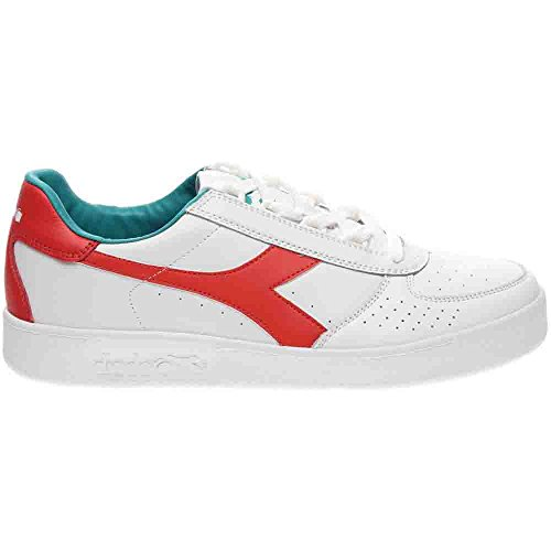 Plateforme RED WHITE Diadora Plate Elite Mixte à Pompes Adulte GREEN B qOgIxwHp
