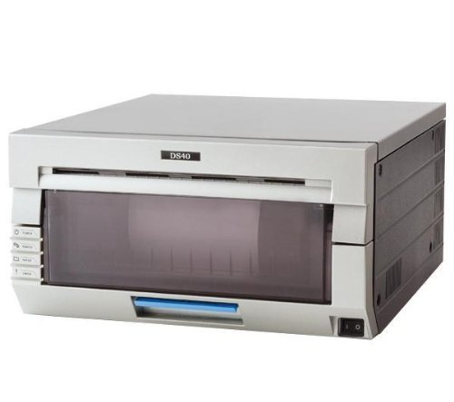 DNP DS40 Dye Sublimation Professional Color Photo Printer for 3.5x5, 4x6, 5x7, 6x8, 6x9'' Prints by DNP