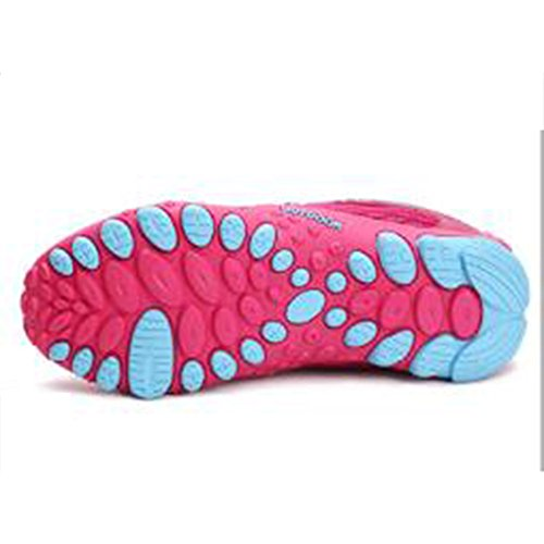 Shoes Shoes Shoes Waterproof Mesh Trekking Running Women Breathable Outdoor Hiking Shoes snfgoij Ladies Sports Shoes Walking Pink qFcUv