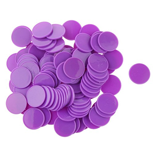 25mm-plastic-casino-poker-chips-bingo-markers-token-kids-fun-toy-gift-purple-pack-of-100