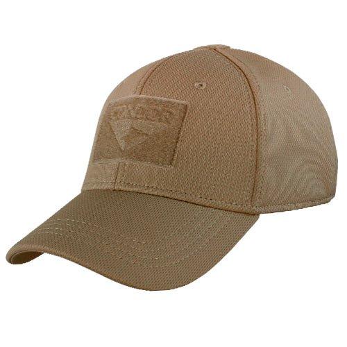 Condor Outdoor Flex Cap (Brown, S/M)