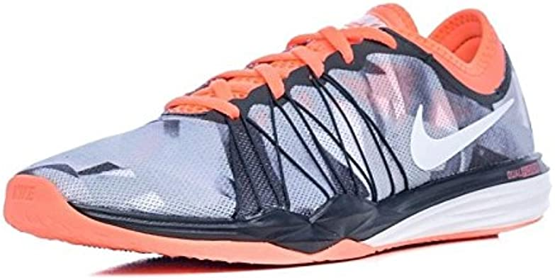 Nike W Dual Fusion TR Hit PRNT, Chaussures Multisport Indoor