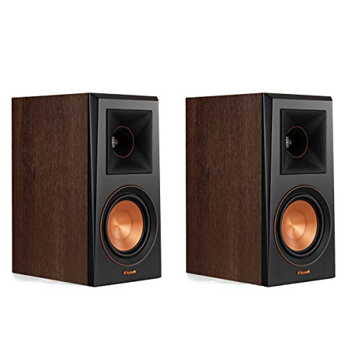 Klipsch RP-500M Reference Premiere Bookshelf Speakers - Pair (Walnut)