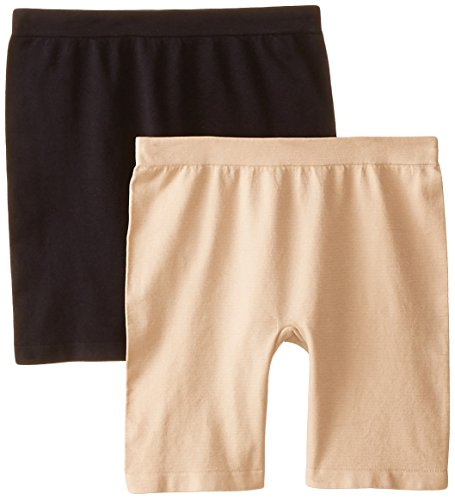 Fruit of the Loom Big Girls Seamless  Underskirt Panty(Pack of 2)