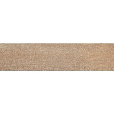 Samson 1044753 Urban Matte Floor Tile, 6X24-Inch, Ecru, 14-Pack