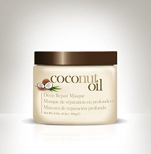 Revitalizing Oil Hair (Hair Chemist Coconut Oil Deep Repair Masque, 8 oz.)