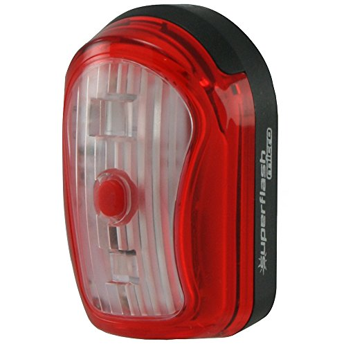 Planet Bike Blinky Superflash Micro 0.5W Tail Light, Black