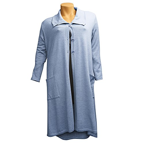 Claro Jerséi Mujer Rick Carolin Para Azul X7gWTw