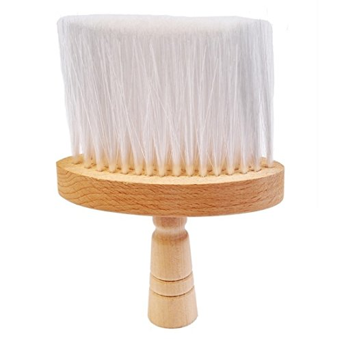 Clean Face And Neck - Neck Face Hair Duster Brushes Barber Hair Clean Brush Pro Salon Tools