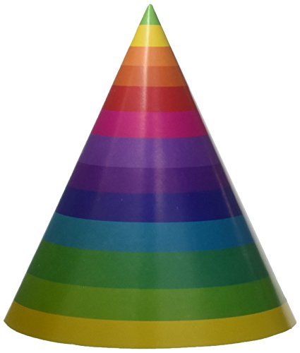birthday cone hats for adults - 7