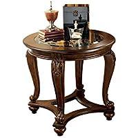 Ashley Furniture Signature Design - Norcastle End Table -...