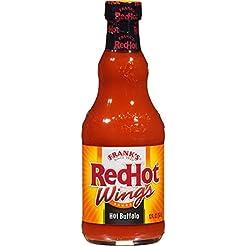 Frank's RedHot Hot Buffalo Wings Sauce, ...