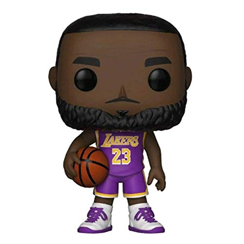 Funko Pop! Basketball Lebron James Purple Lakers Uni