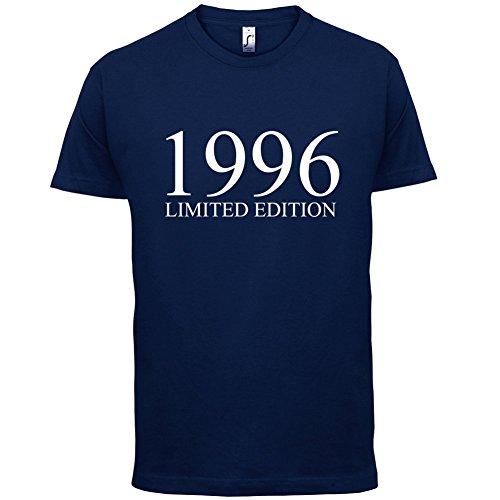 1996 Limierte Auflage / Limited Edition - 21. Geburtstag - Herren T-Shirt - Navy - S