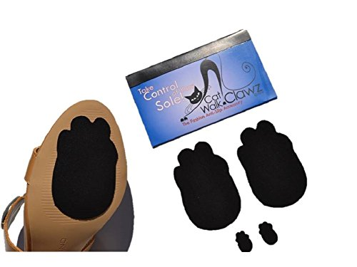 Catwalk Clawz Anti Slip Sole Protector Shoe Pads Cat Shoes Boots
