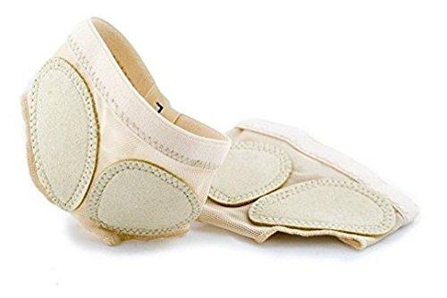 Ballotte Foot Thongs Nude Adult Ballet Dance Wear Lyrical Shoes