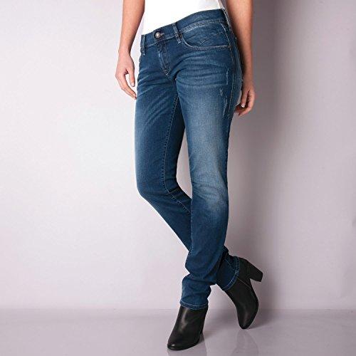 Jean Diesel Getlegg pour femme en bleu clair