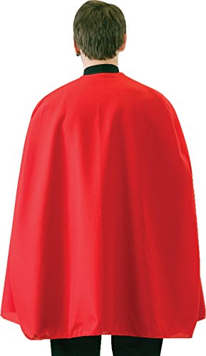 Red Superhero Cape (One Size Fits