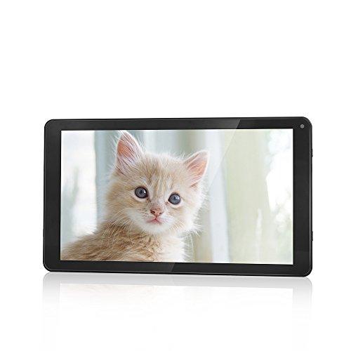 Yuntab D102 10.1 inch Android 6.0 Tablet PC Allwinner A33 Quad Core 1GB/8GB 1024 x 600 TFT LCD 5500 mAh Dual Camera WIFI (Black) by Yuntab (Image #7)
