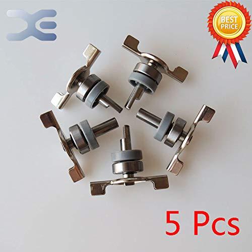 5 piezas de electrodomésticos para con rodamientos de hierro para ...