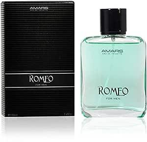 Romeo by Amaris for Men - Eau de Toilette, 100ml