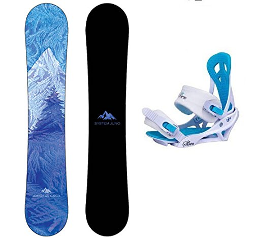 System 2020 Juno and Mystic Women's Snowboard Package