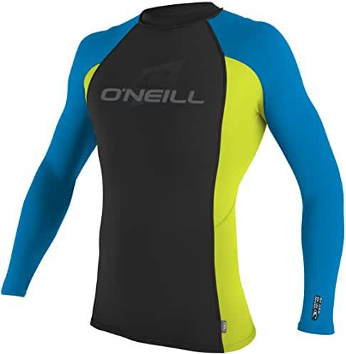 O'Neill Skins L/S Crew Rashguard Mens