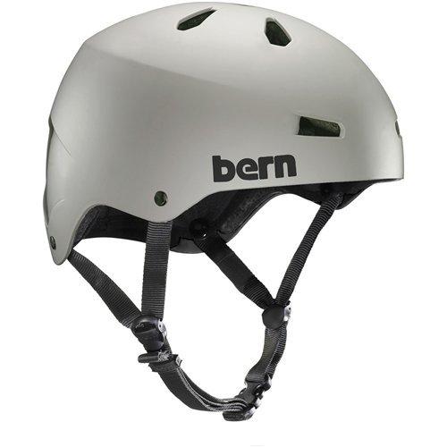 Bern Men's Team Macon EPS Summer Bike/Skate Helmet