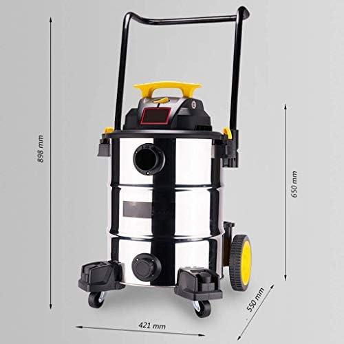 ZJN-JN poche Aspirateurs Travail sans sac humide et Aspirateur sec Outil bricolage Capacité 1200W avec accessoires (38L sec et humide Vac) Entretien des sols