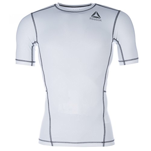 Reebok Herren Workout Kompressions-T-Shirt