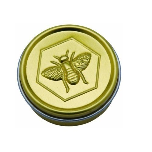 Honey House Naturals Lip Butter Tin, Vanilla Berry, 1 Count BTNVB