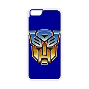 iphone6 plus 5.5 inch phone cases White Transformers fashion cell phone cases JYTR4109237