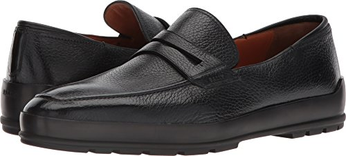 Bally Leather Loafers - BALLY Men's Relon City Penny Loafer Black 12 D UK