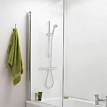 Hudson Reed ducha pared – Mampara abatible para montaje en el ...