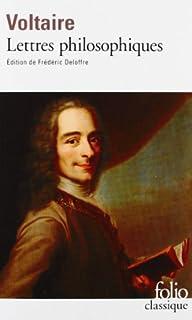 Lettres philosophiques, Voltaire