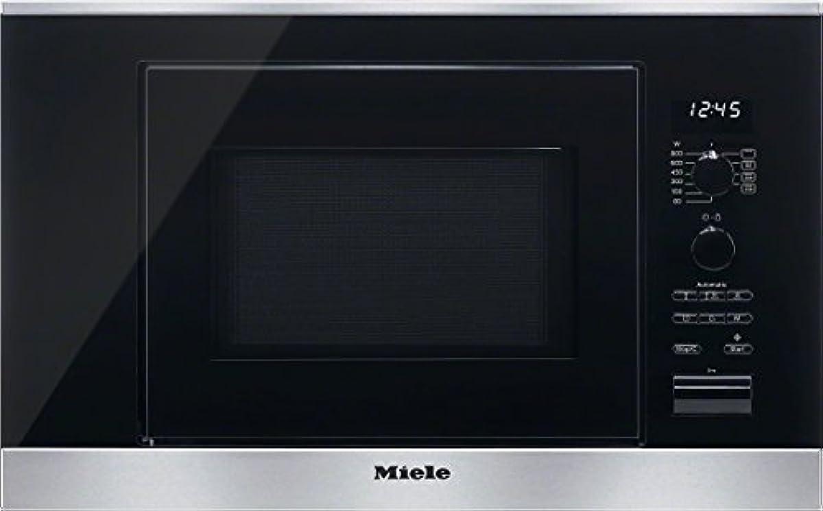 miele m6032sc d mikrowelle 800 watt 17 liter edelstahlgarraum led beleuc ebay. Black Bedroom Furniture Sets. Home Design Ideas
