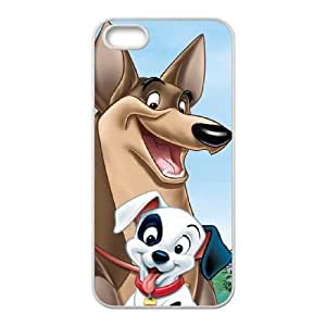 101 Dalmations II Patch's London Adventure iPhone 4 4s Cell Phone Case White xwud