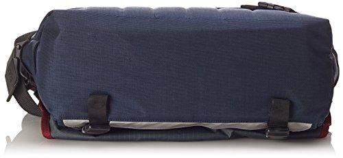 Crumpler Borsa Messenger, blau / weinrot (Blu) - DDLM-L-009