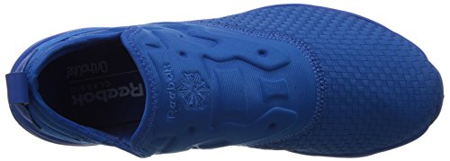 Reebok Classique Furylite Slip-on Ww Mens Sneakers Bleu