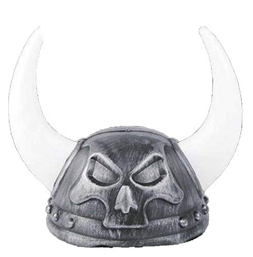 Adult Plastic Halloween Party hat Horns Costume Accessory,Black