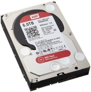 Wd Red 6Tb Nas 20 Pack (Kit)-WD60EFRX-20K (Nas Drive Lenovo)