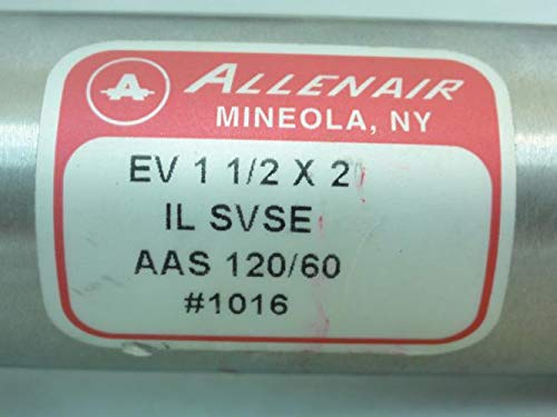 Allenair EV-1-1/2X2-IL-SCSE-AAS-120/60 Valve-in-Head Cylinder