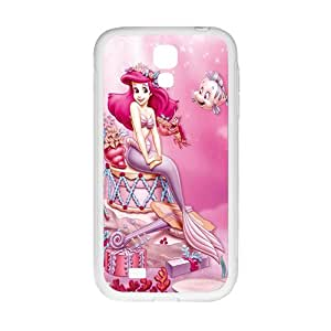 Pink lovely mermaid Cell Phone Case for Samsung Galaxy S4