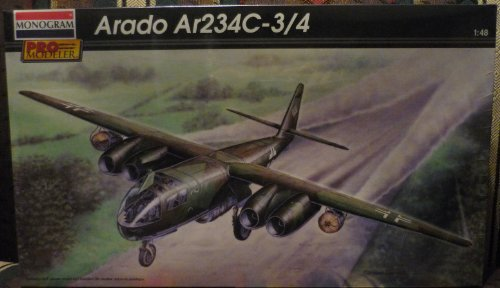 Arado Ar234C-3/4 German Recon Aircraft for sale  Delivered anywhere in USA