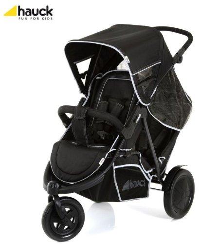 Hauck Freerider Stroller - Black (inc raincover)