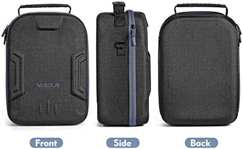 Vanerdun Case for Oculus Quest All-in-one VR Gaming Headset – Oculus Quest Travel case, Virtual Reality Protective Bag 41S8yKAXN4L